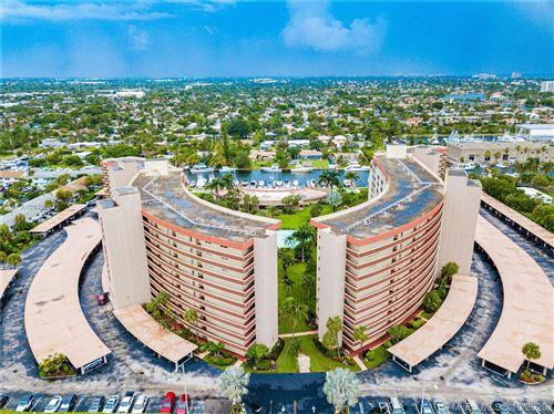 Photo of 2731 NE 14th St Cswy #526, Pompano Beach, FL 33062 (MLS # A10942263)