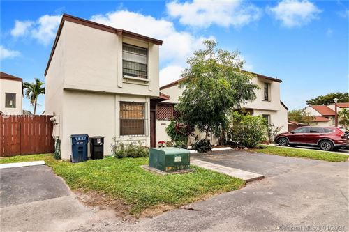 Photo of 9724 NW 6th Ter #9724, Miami, FL 33172 (MLS # A10981263)