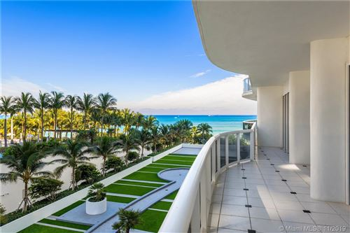 Photo of 9601 Collins Ave #502, Bal Harbour, FL 33154 (MLS # A10776264)