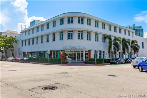 Foto de inmueble con direccion 1560 Lenox Ave #201 Miami Beach FL 33139 con MLS A10799264