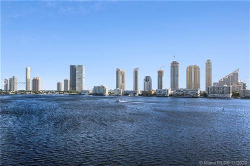Photo of 3000 Island Blvd #802, Aventura, FL 33160 (MLS # A10961264)
