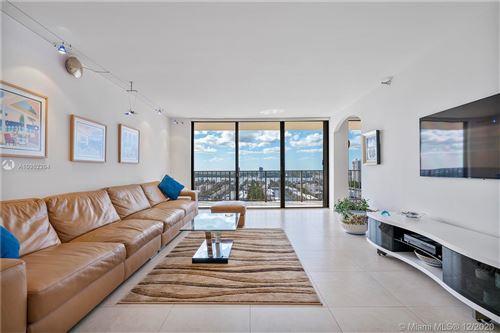 Photo of 290 174th St #2301, Sunny Isles Beach, FL 33160 (MLS # A10962264)