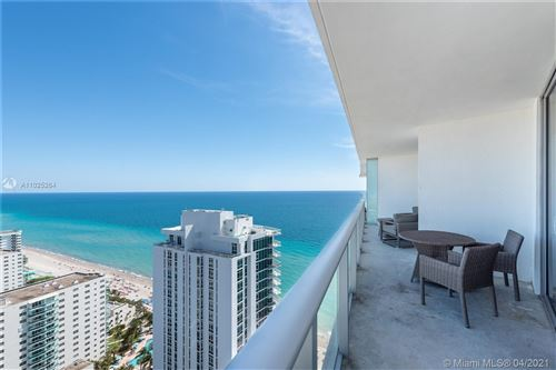 Photo of 4111 S Ocean Dr #2604, Hollywood, FL 33019 (MLS # A11025264)