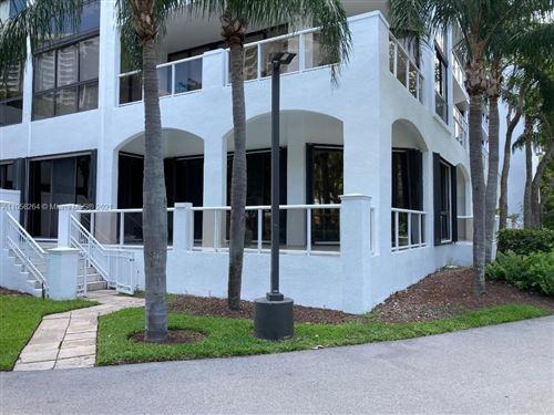 Photo of 3640 Yacht Club Dr #105, Aventura, FL 33180 (MLS # A11056264)