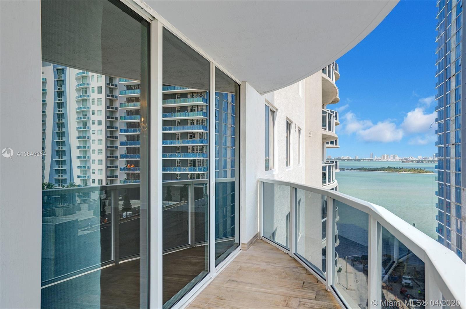 601 NE 23rd St #1405, Miami, FL 33137 - #: A10849264