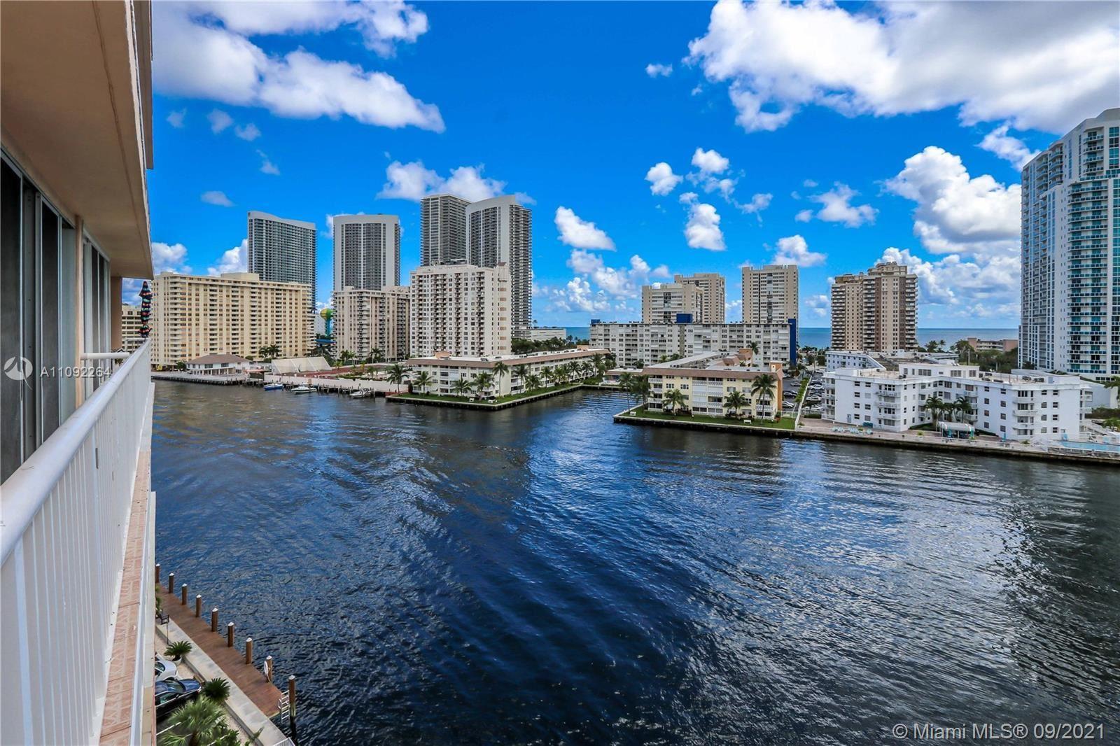 121 Golden Isles Dr #803, Hallandale Beach, FL 33009 - #: A11092264