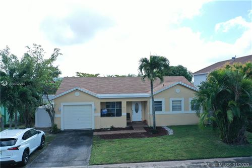 Photo of Listing MLS a10702265 in 8108 SW 20th St North Lauderdale FL 33068