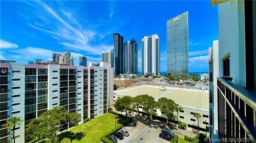 Photo of 17011 N Bay Rd #1006, Sunny Isles Beach, FL 33160 (MLS # A11073265)