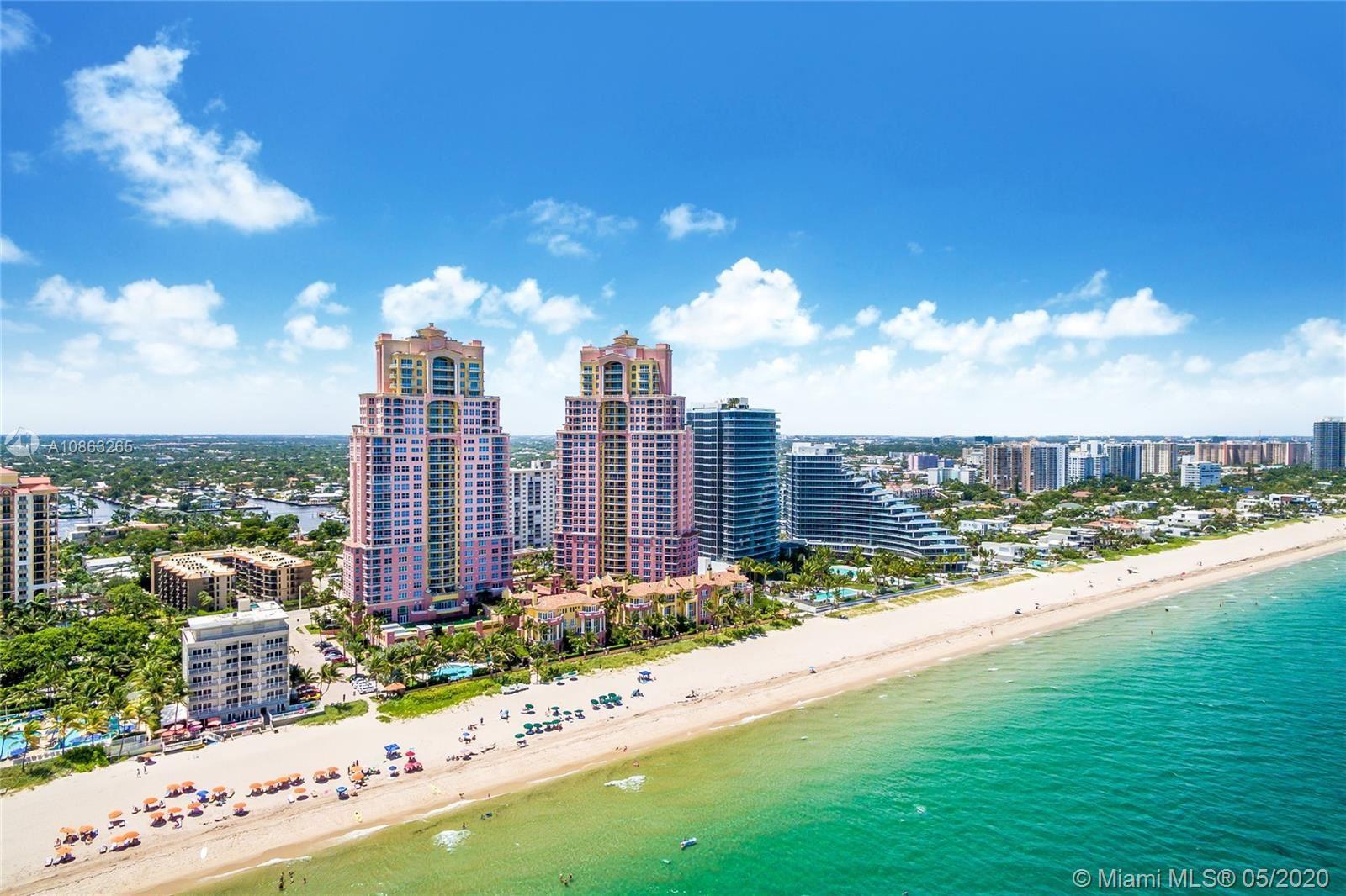 Photo of 2110 N Ocean Blvd #9E, Fort Lauderdale, FL 33305 (MLS # A10863265)