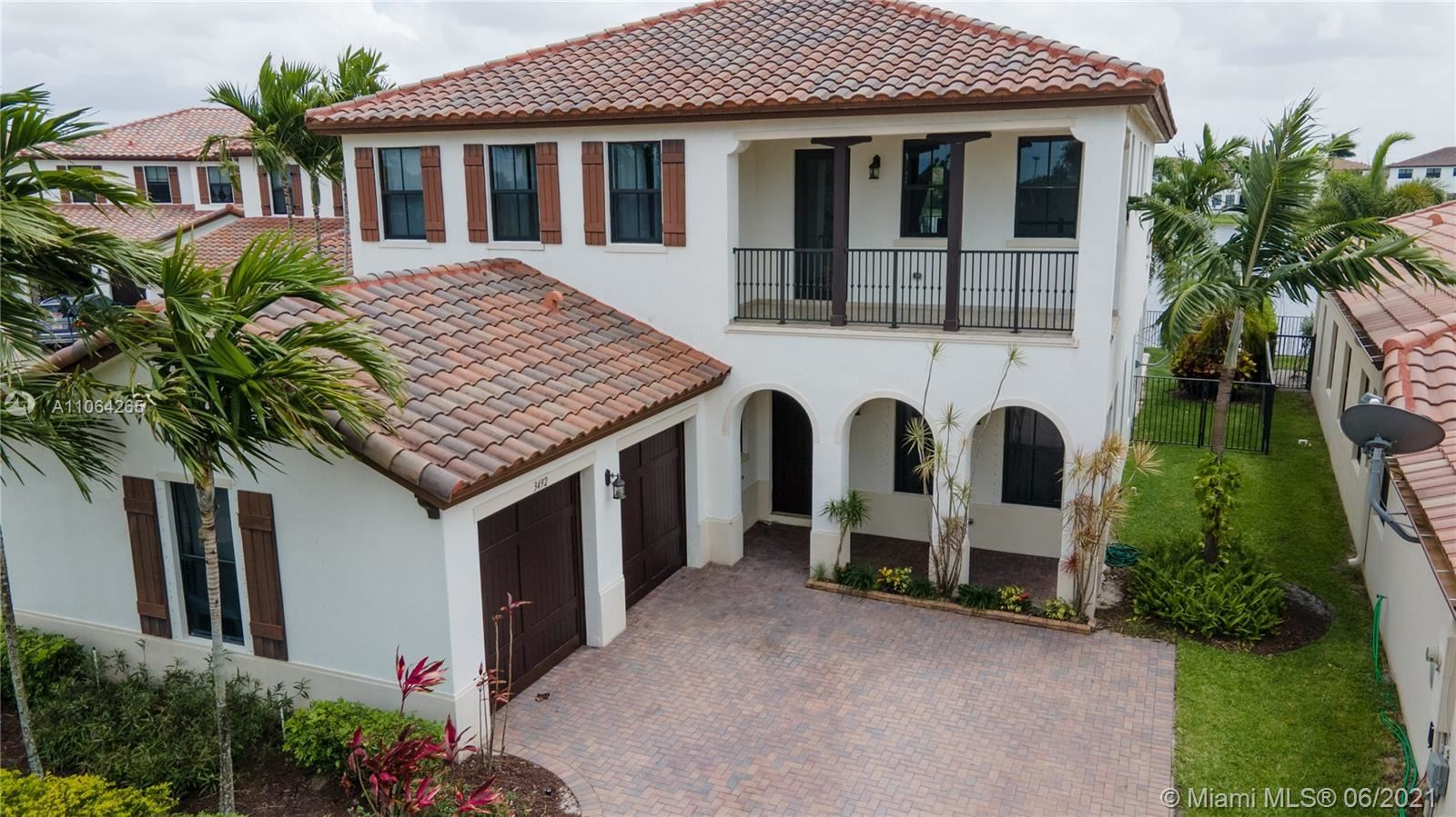 3492 NW 82nd Dr, Cooper City, FL 33024 - #: A11064265