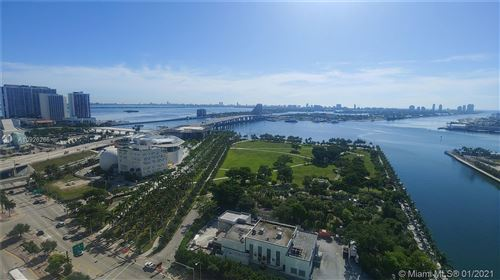 Photo of 1040 Biscayne Blvd #2301, Miami, FL 33132 (MLS # A10926266)