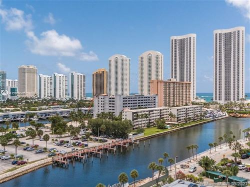 Photo of 500 Bayview Dr #1023, Sunny Isles Beach, FL 33160 (MLS # A11009266)