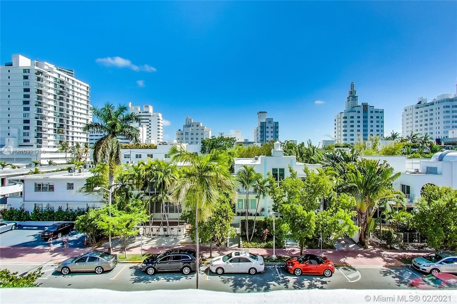 1750 James Ave #4F, Miami Beach, FL 33139 - #: A10991266