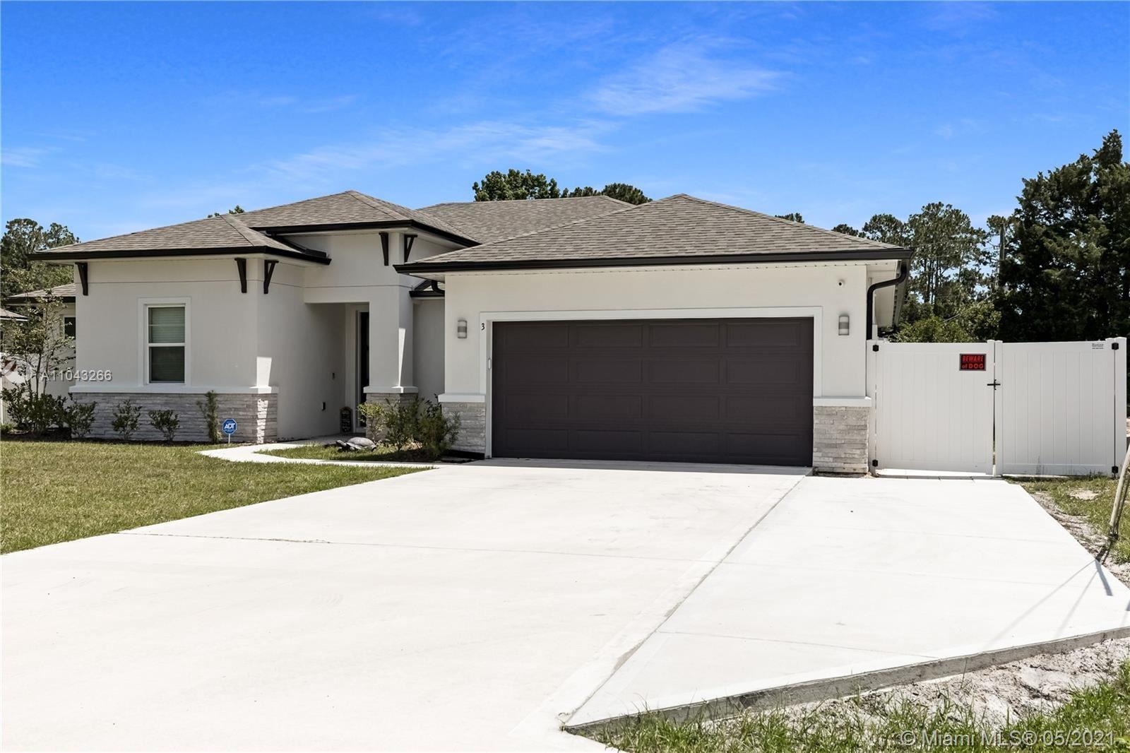 3 Birchfield, Palm Coast, FL 32137 - #: A11043266