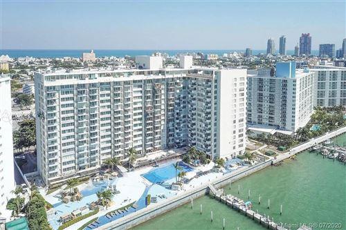 Foto de inmueble con direccion 1000 West Ave #521 Miami Beach FL 33139 con MLS A10902267