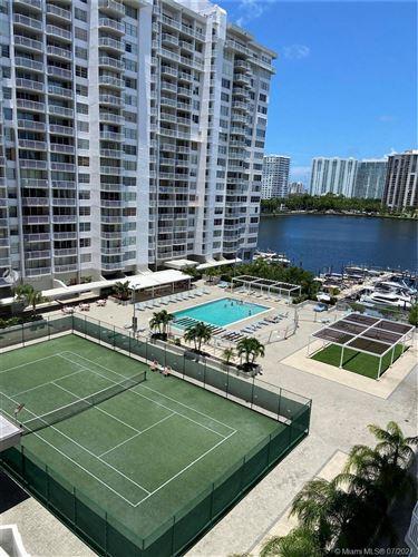 Photo of 18031 Biscayne Blvd #801, Aventura, FL 33160 (MLS # A11075267)