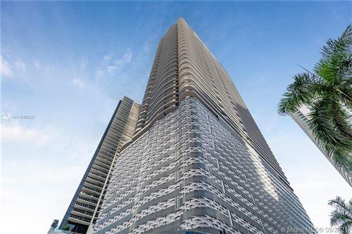 Photo of 1000 Brickell Plaza #3504, Miami, FL 33131 (MLS # A11096267)