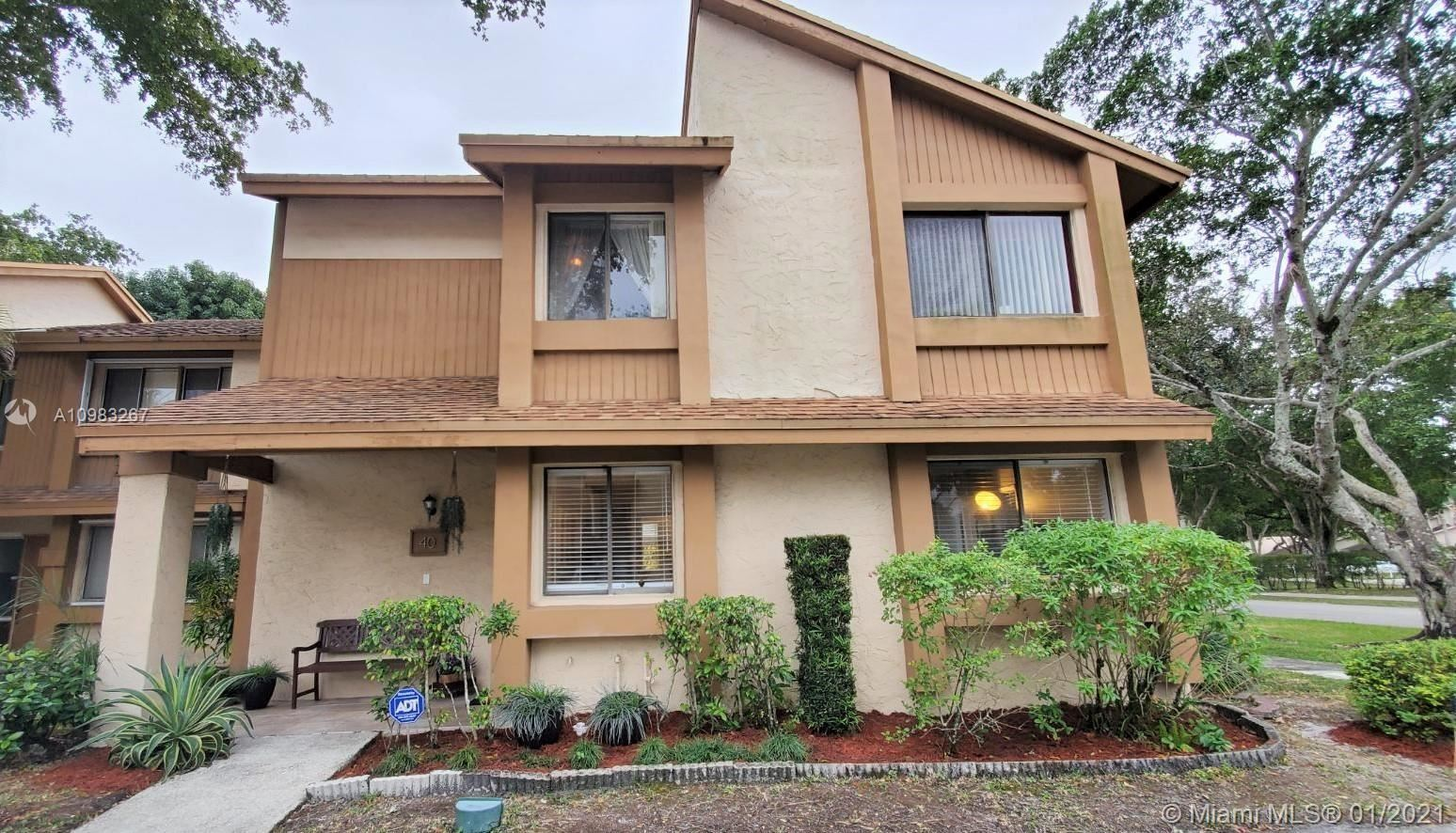 40 Wimbledon Lake Dr #216, Plantation, FL 33324 - #: A10983267