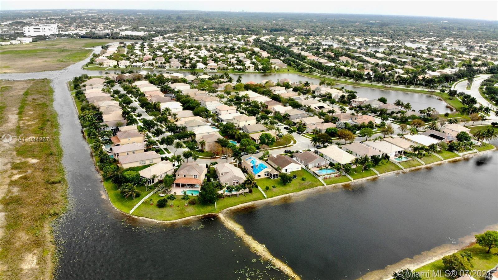 14490 NW 16th St, Pembroke Pines, FL 33028 - #: A11034267