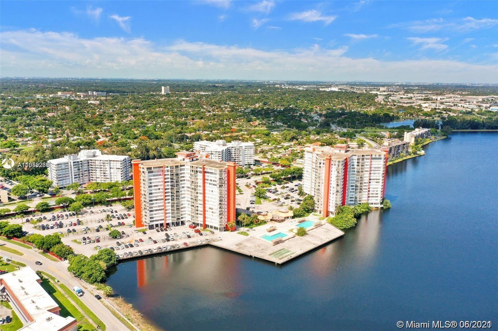 1351 NE Miami Gardens Dr #505E, Miami, FL 33179 - #: A11059267
