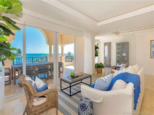 Photo of 19251 FISHER ISLAND DRIVE #19251, Fisher Island, FL 33109 (MLS # A10559268)