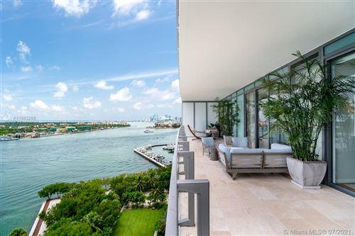 Photo of 800 S Pointe Dr #1203, Miami Beach, FL 33139 (MLS # A11063268)