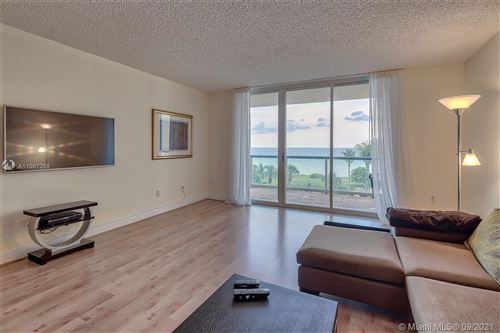 Photo of 8855 Collins Ave #4C, Surfside, FL 33154 (MLS # A11097268)