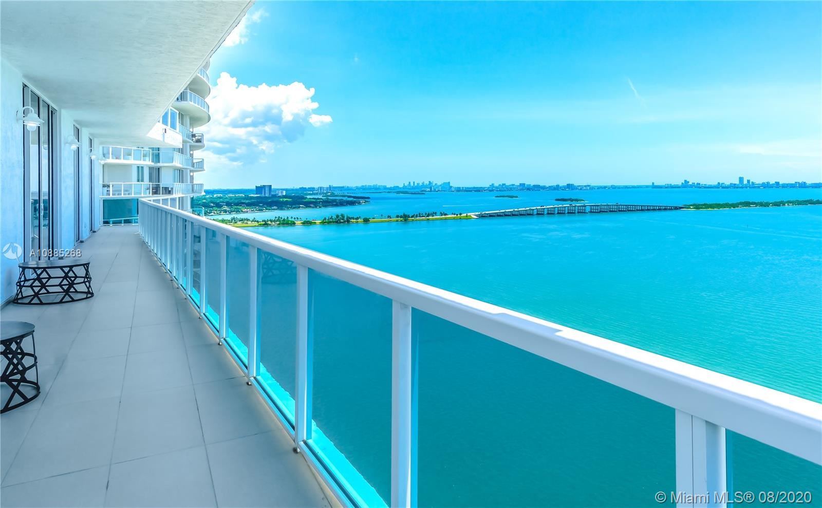 700 NE 25 St #PH-1, Miami, FL 33137 - #: A10885268
