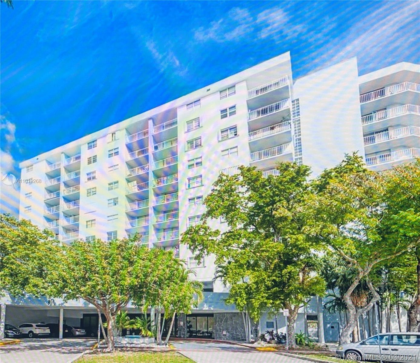 6900 Bay Dr #4G, Miami Beach, FL 33141 - #: A11019268