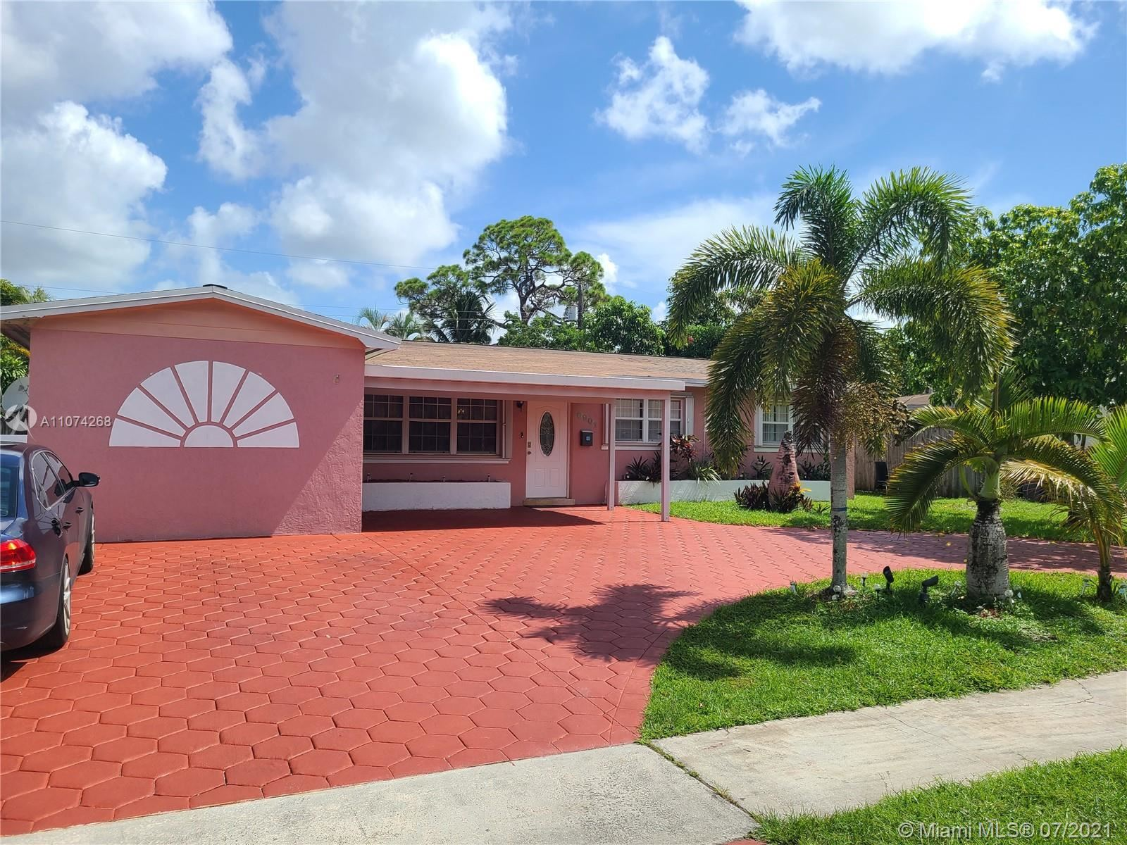 6901 SW 5th St, Pembroke Pines, FL 33023 - #: A11074268