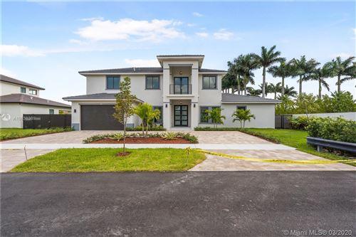 Photo of Listing MLS a10836269 in 2885 SW 137th Path Miami FL 33175