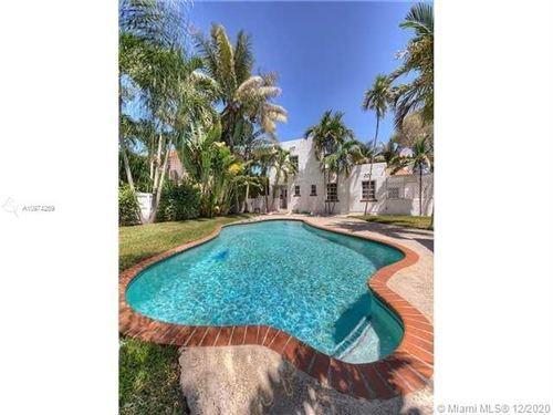 Photo of 5224 Alton Rd, Miami Beach, FL 33140 (MLS # A10974269)