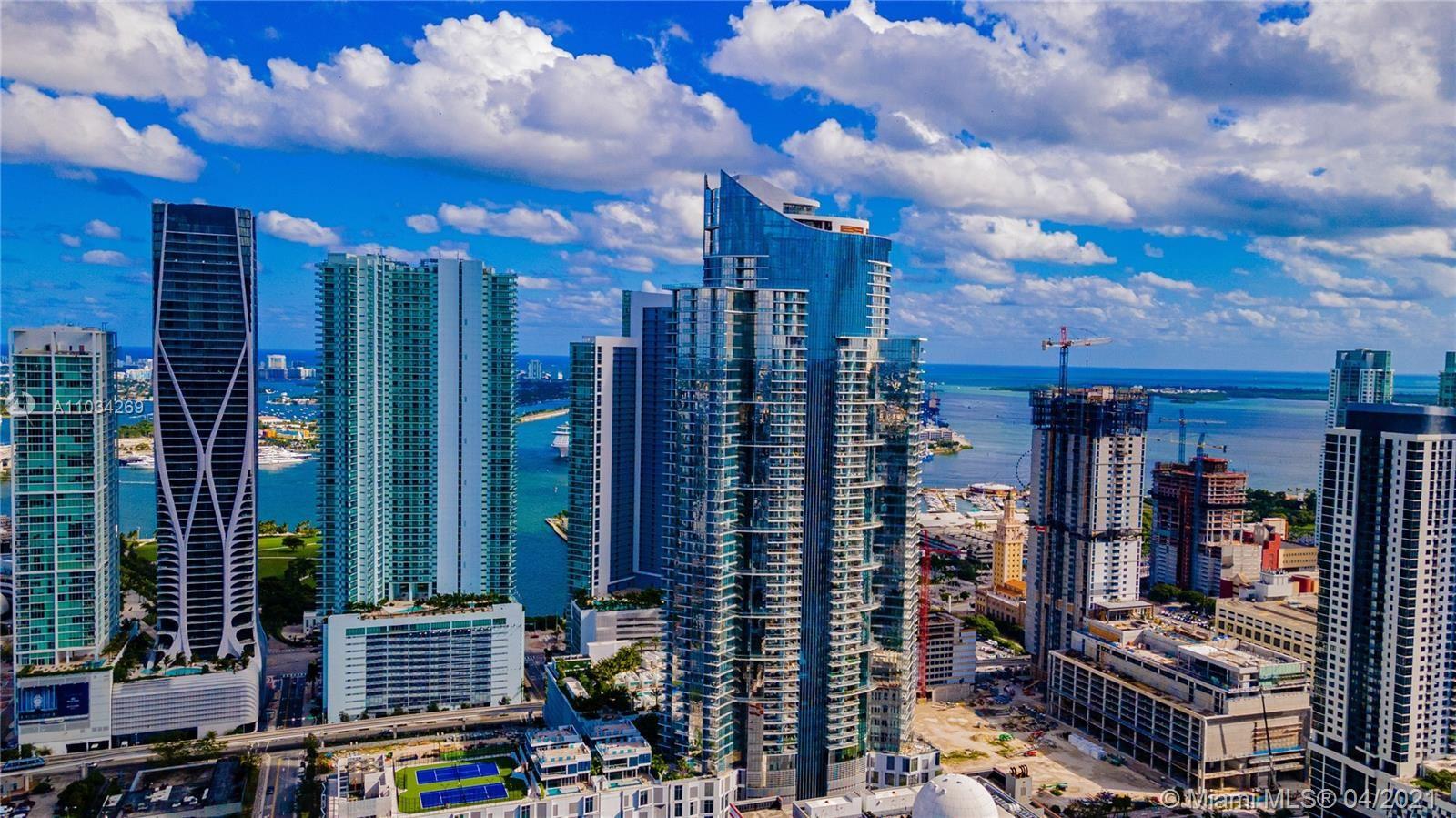 851 NE 1st Ave #4609, Miami, FL 33132 - #: A11034269