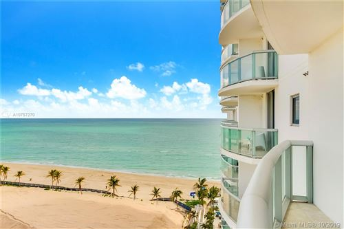 Photo of 18683 Collins Ave #1407, Sunny Isles Beach, FL 33160 (MLS # A10757270)