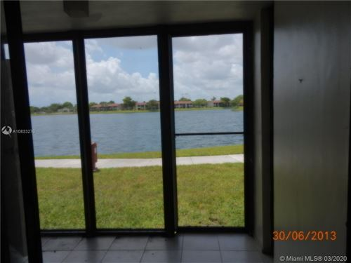 Photo of 218 Lake Pointe Dr #102, Oakland Park, FL 33309 (MLS # A10833270)