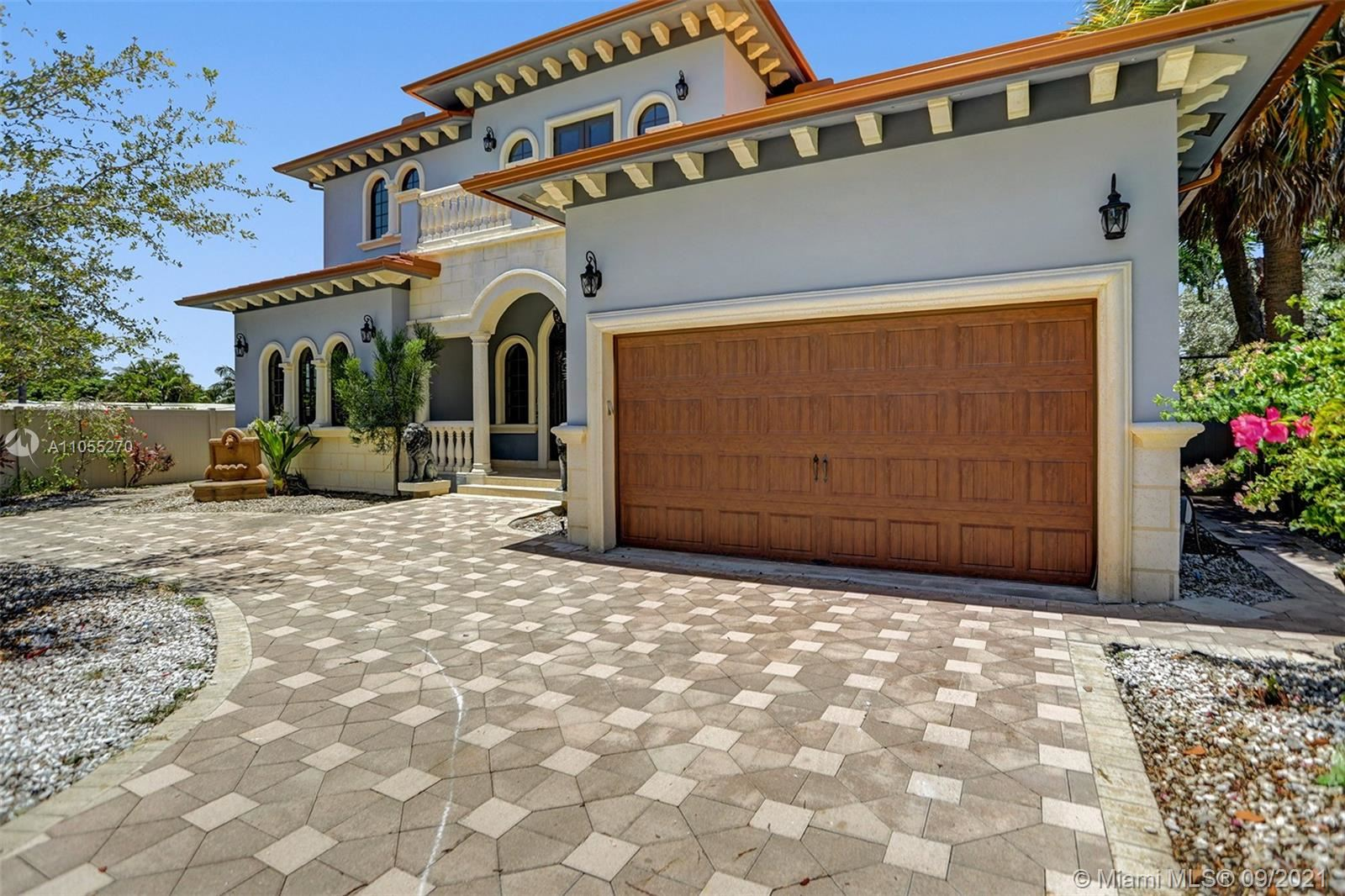 Photo of 1 Sunset Ln, Lauderdale By The Sea, FL 33062 (MLS # A11055270)