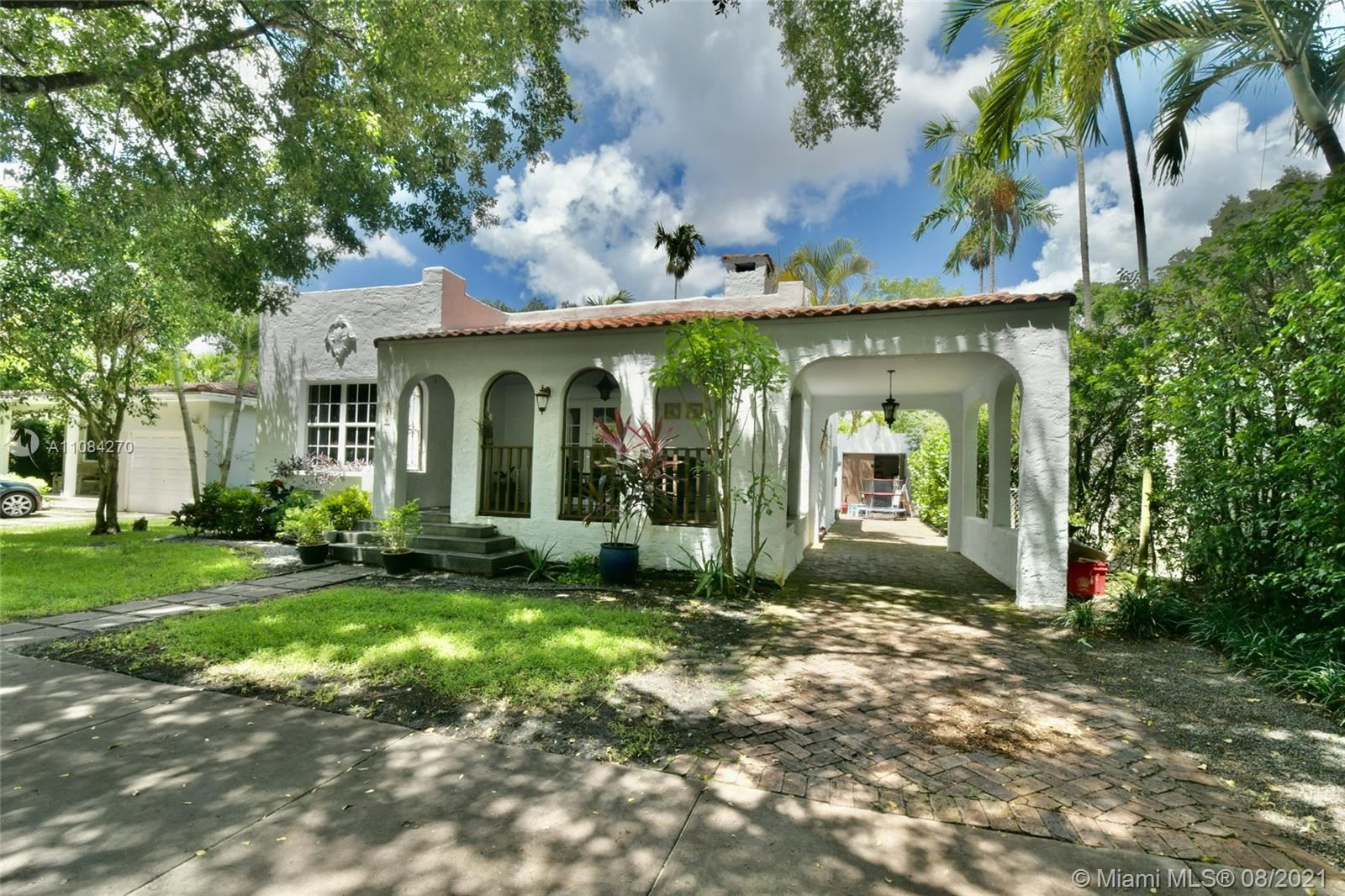 830 Pizarro St, Coral Gables, FL 33134 - #: A11084270