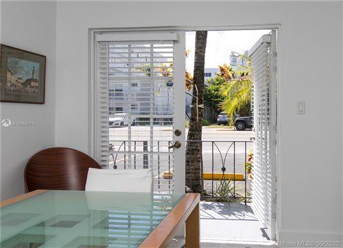 Foto de inmueble con direccion 1611 West Ave #1 Miami Beach FL 33139 con MLS A10869271