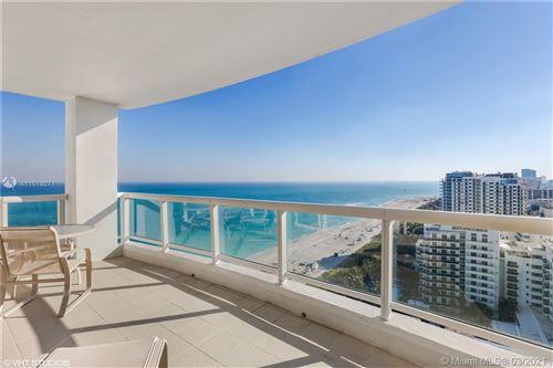 Photo of 4201 Collins Ave #2101, Miami Beach, FL 33140 (MLS # A11019271)