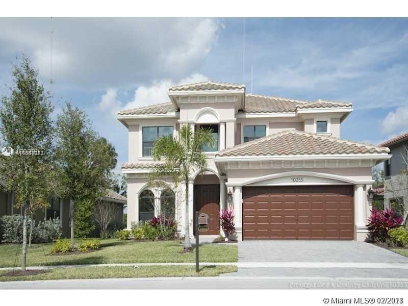 10355 Cameilla St, Parkland, FL 33076 - #: A11001271