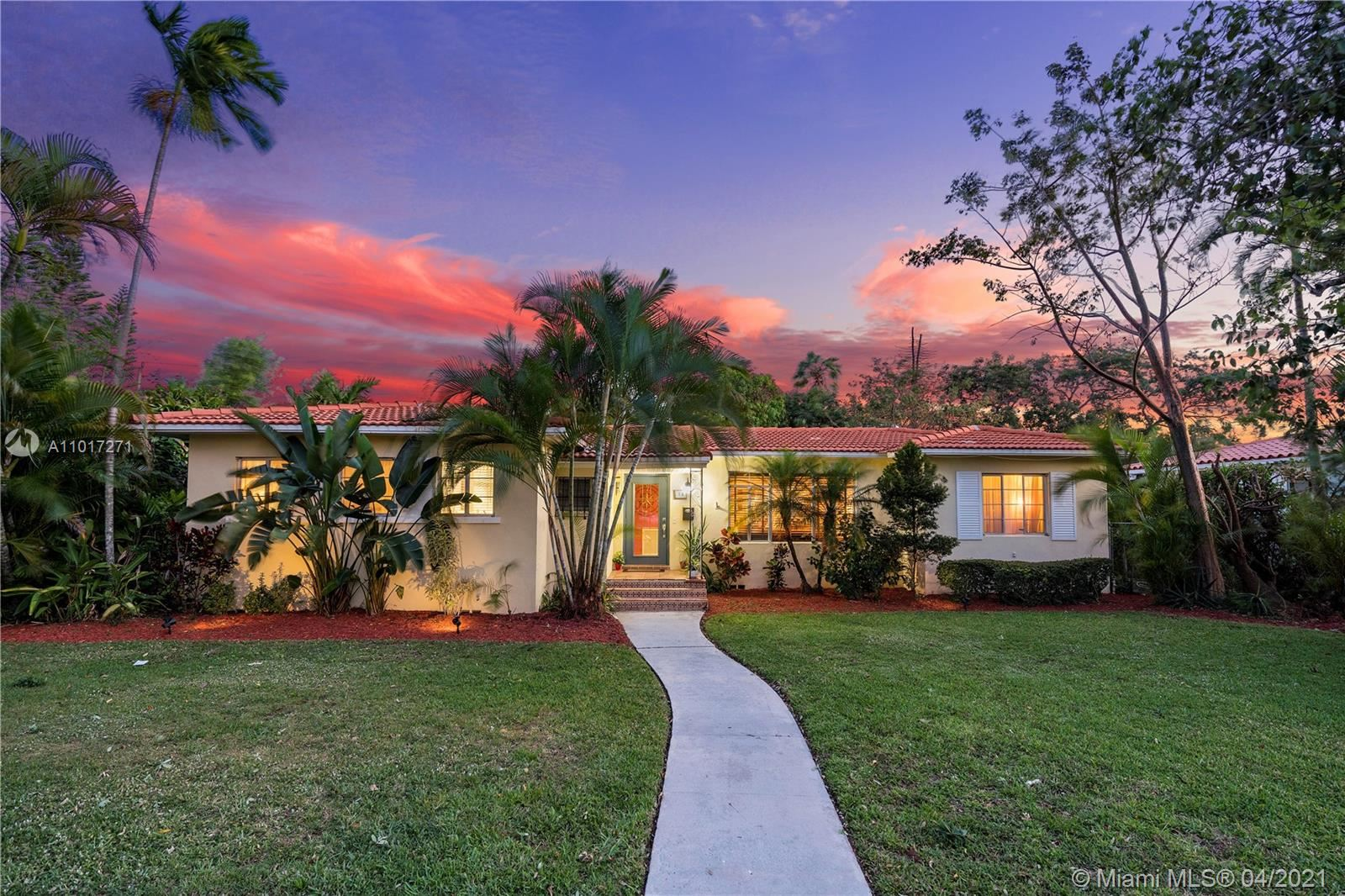 14 NE 109th St, Miami Shores, FL 33161 - #: A11017271