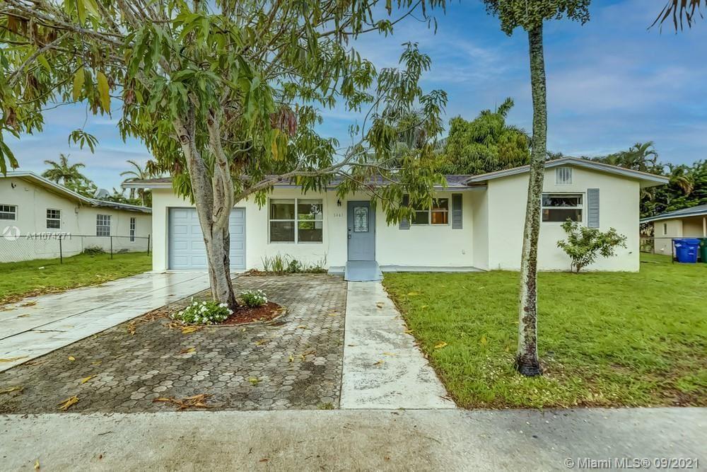Photo of 3461 NW 2nd Street, Lauderhill, FL 33311 (MLS # A11074271)