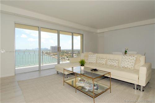 Photo of 11111 Biscayne Blvd #1605, Miami, FL 33181 (MLS # A11001272)
