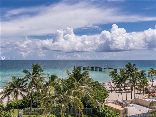 Photo of 16711 Collins Ave #603, Sunny Isles Beach, FL 33160 (MLS # A11101272)