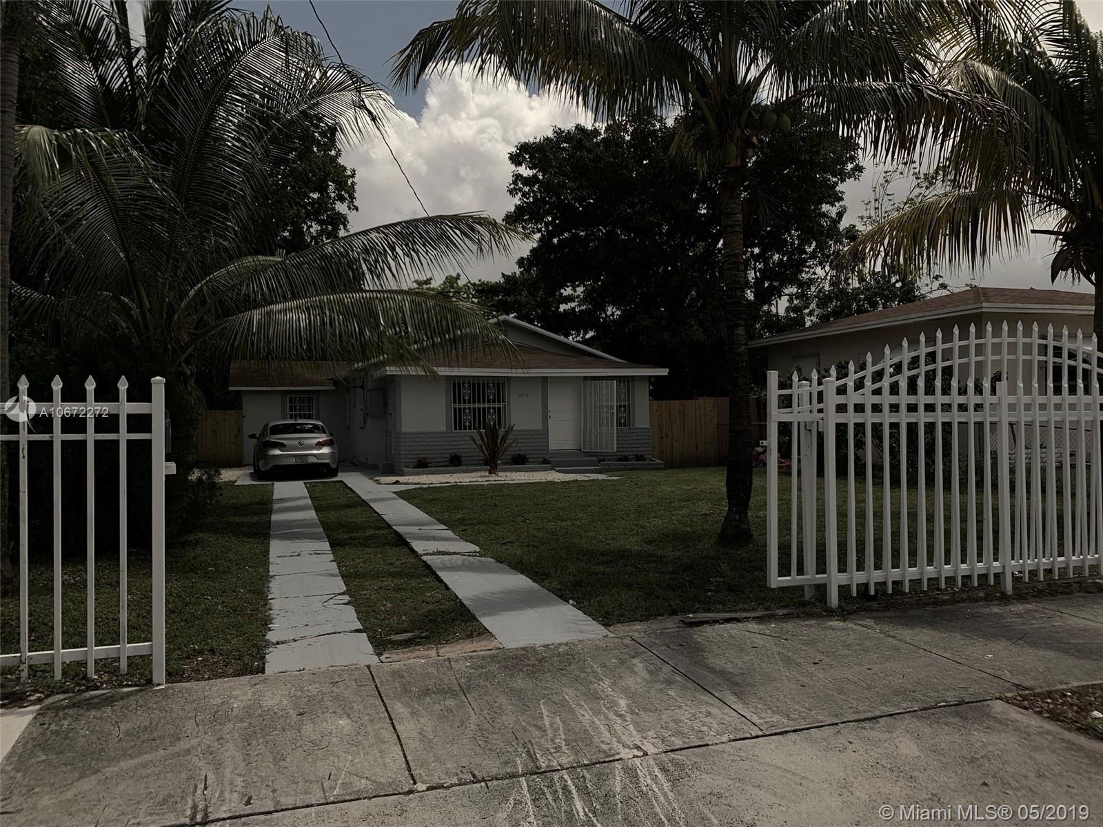 Photo of 1470 NW 41st St, Miami, FL 33142 (MLS # A10672272)
