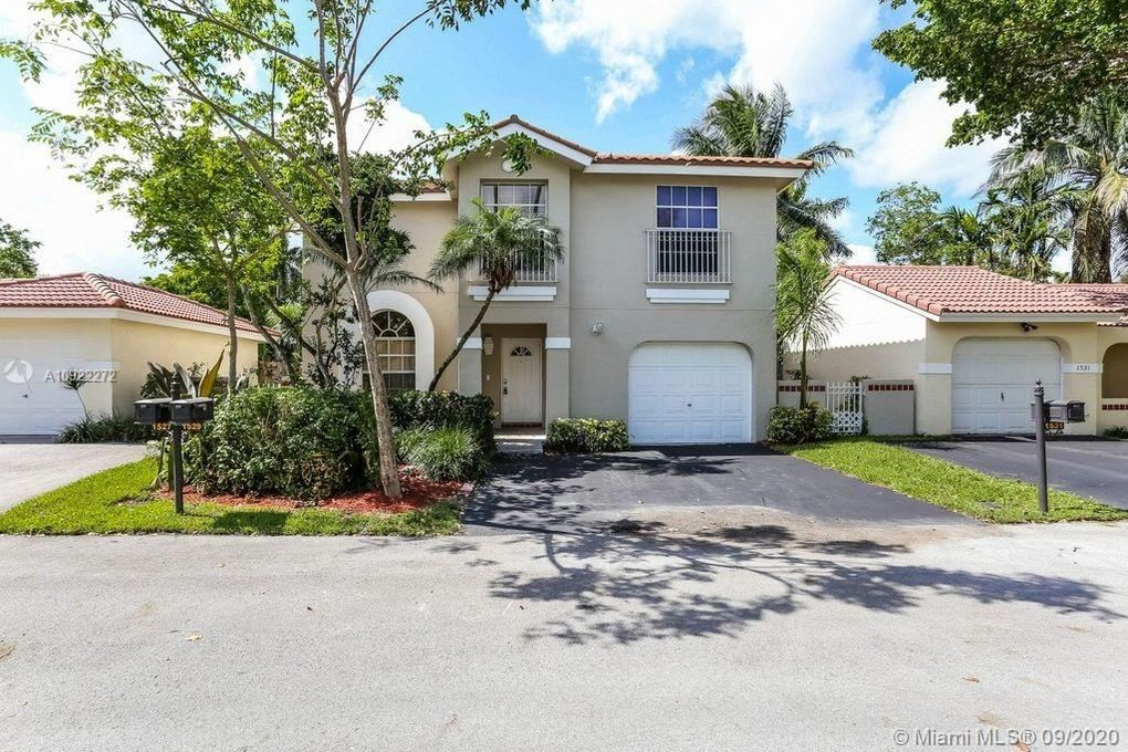1529 Garden Rd, Weston, FL 33326 - #: A10922272