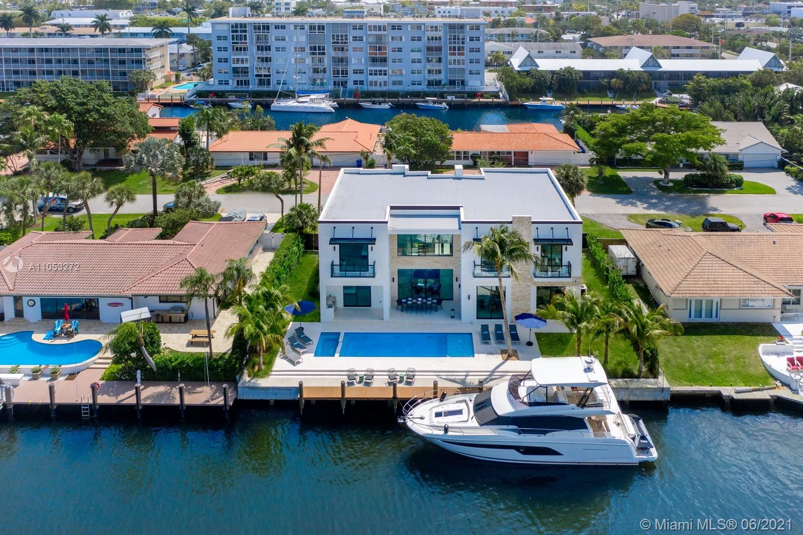 Photo of Fort Lauderdale, FL 33306 (MLS # A11053272)