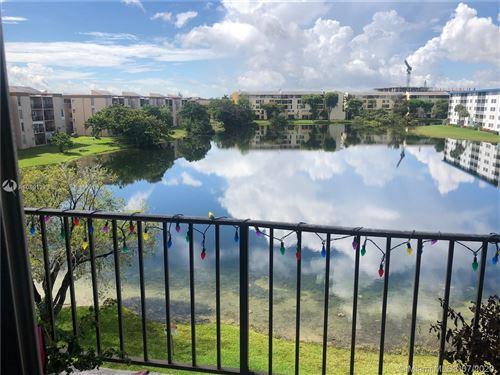 Photo of 8895 Fontainebleau Blvd #409, Miami, FL 33172 (MLS # A10891273)