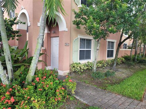 Photo of 956 SW 143rd Ave #2206, Pembroke Pines, FL 33027 (MLS # A11100273)