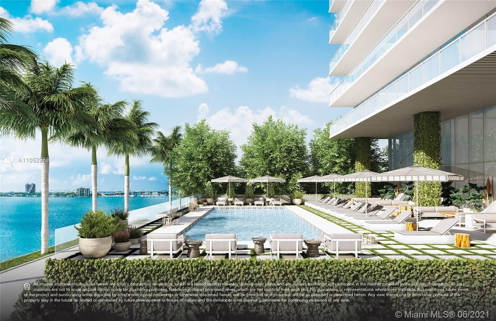 788 NE 23 #5502, Miami, FL 33137 - #: A11052273